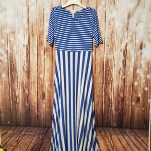 Matilda Jane the Road Ahead Striped Dress
